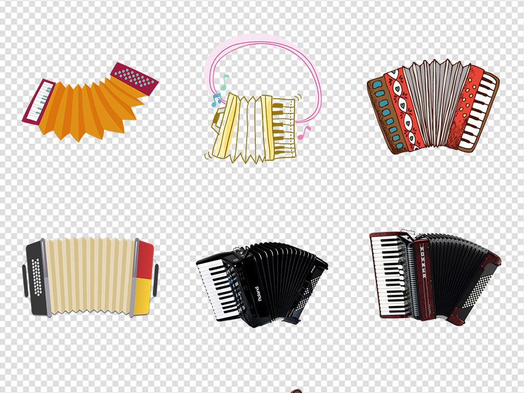 手风琴简笔画怎么画