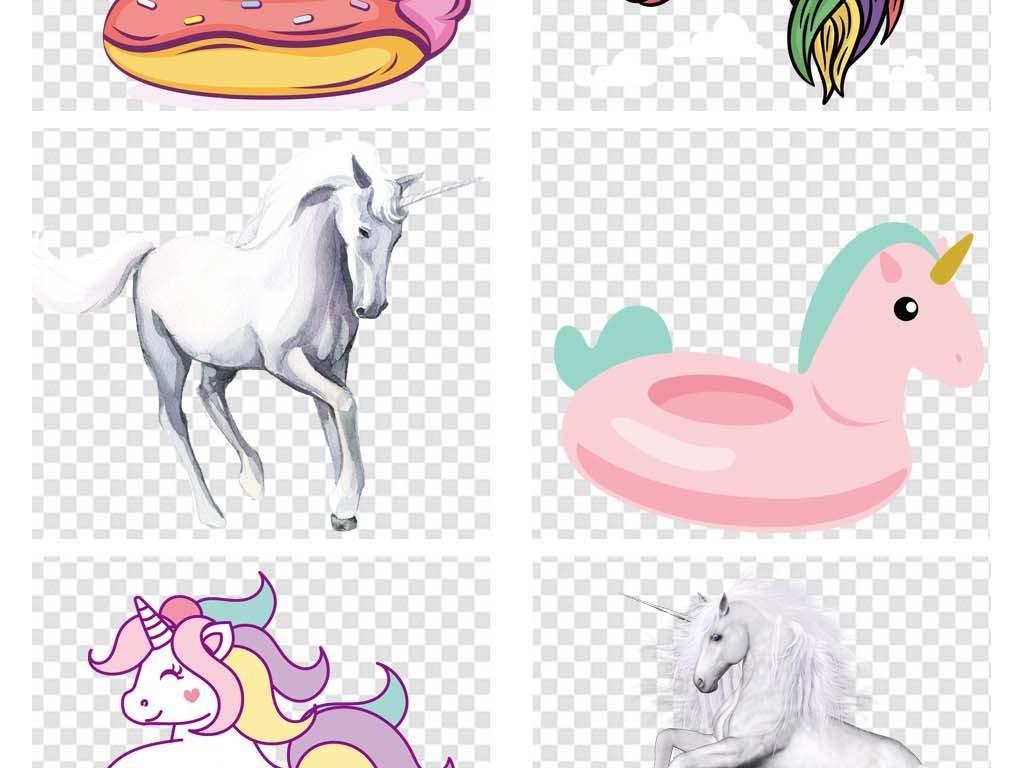 马动物psd素材动物ppt素材动物ppt小动物