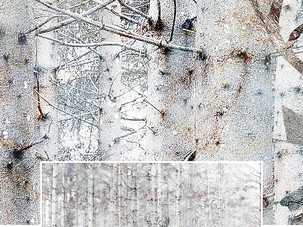 """【本作品下载内容为:""""北欧森林麋鹿抽象树林梦幻电视背景墙壁画""""模板,其他内容仅为参考,如需印刷成实物请先认真校稿,避免造成不必要的经济损失。】 【注意】作品授权不包含作品中使用到的字体和摄影图,下载作品后请自行替换。 【声明】未经权利人许可,任何人不得随意使用本网站的原创作品(含预览图),否则将按照我国著作权法的相关规定被要求承担最高达50万元人民币的赔偿责任。所有作品均是用户自行上传分享并拥有版权或使用权,仅供网友学习交流,未经上传用户授权,请勿作他用。"""