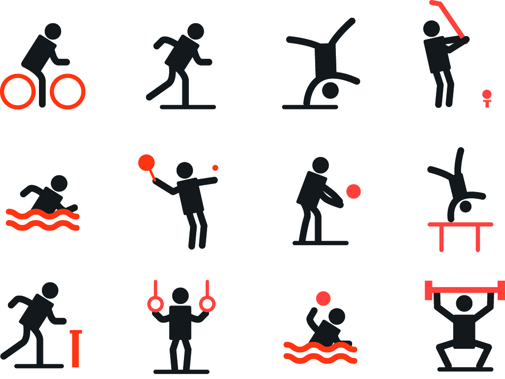 免抠元素 人物形象 儿童 > 原创可爱卡通icon矢量素材eps免抠(10)  素