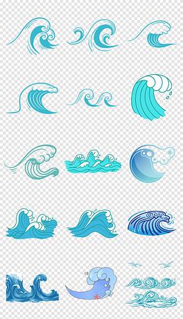 PNG手绘夏天 PNG格式手绘夏天素材图片 PNG手绘夏天设计模板 我图网