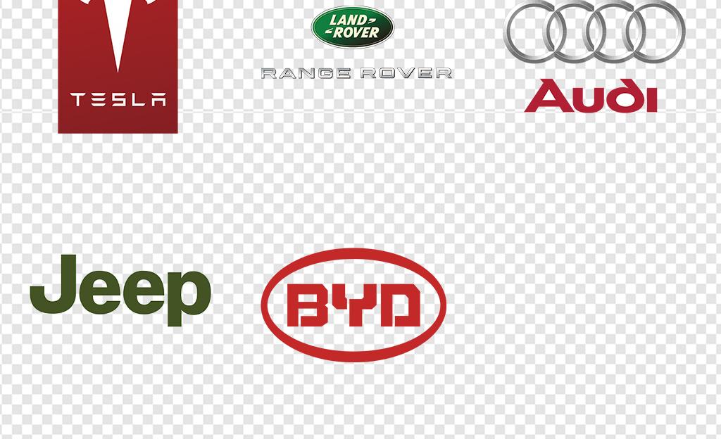 汽车跑车法拉利保时捷宝马奔驰大众logo