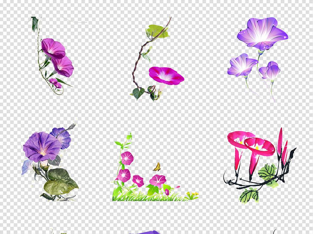 花卉花朵PNG免抠素材图片 模板下载 50.10MB 花卉大全 自然