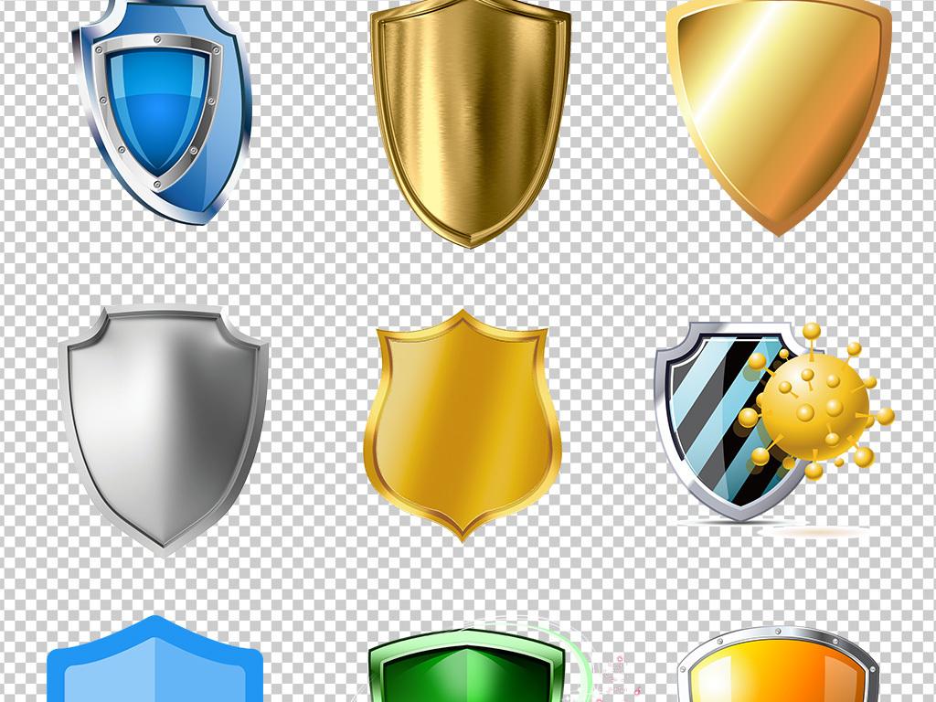 游戏logo                                          金属盾牌手绘