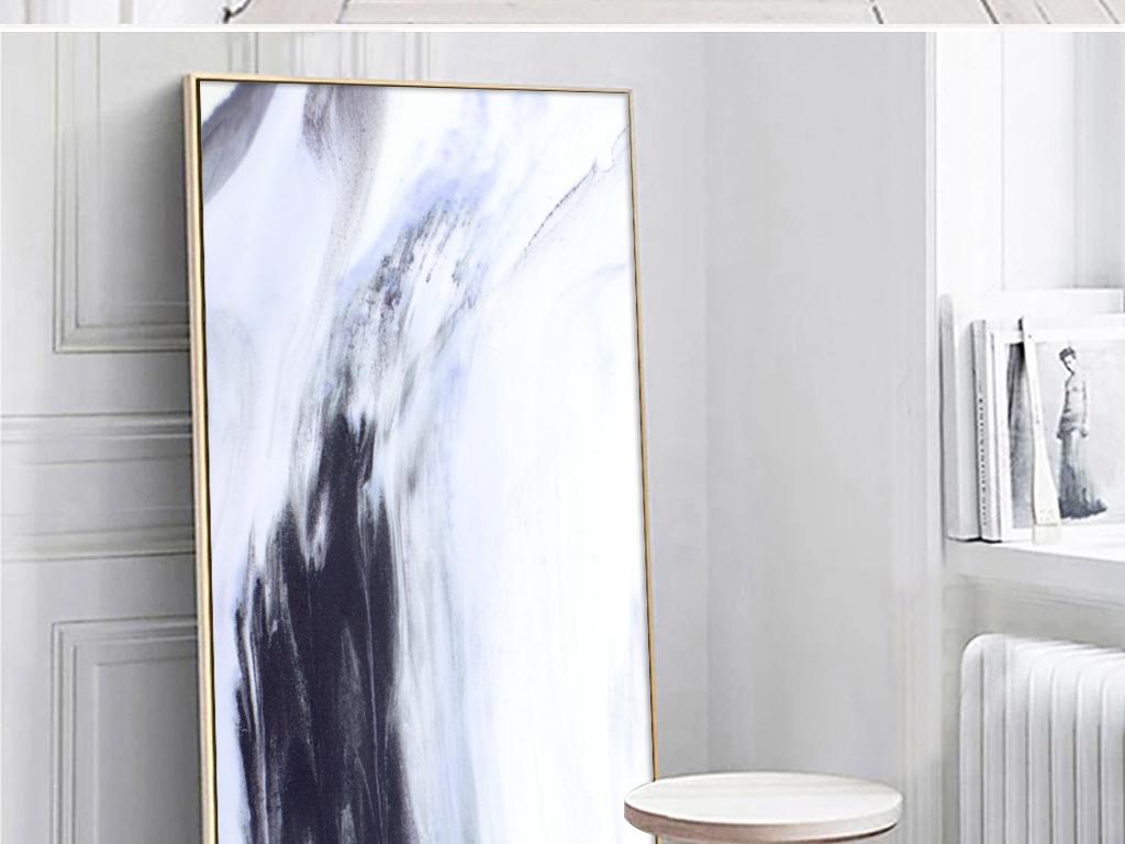 北欧ins清新现代简约玄关客厅装饰画图片设计素材 高清模板下载 67.75MB 山水装饰画大全