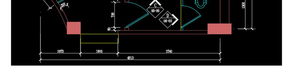 宽10米长20米设计图纸