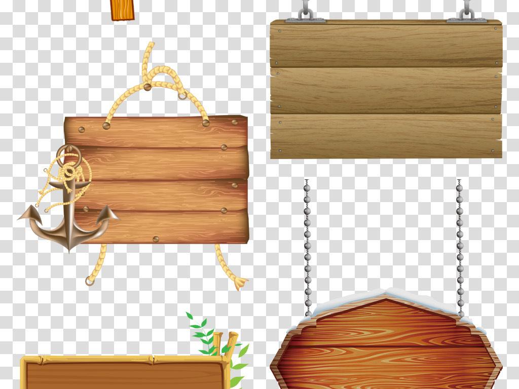木头指示牌图片木板导示片卡通木纹背景图片