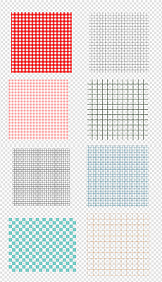 PSD不分层格子矢量 PSD不分层格式格子矢量素材图片 PSD不分层格
