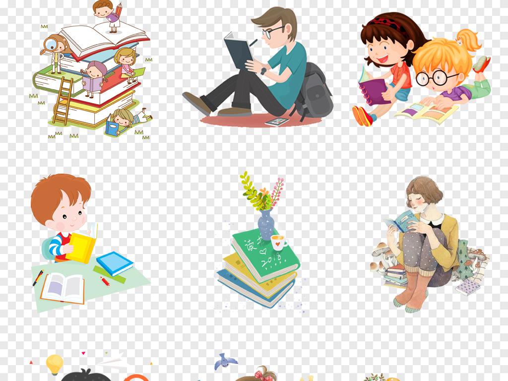 手绘幼儿展板小报学生校园人物教育学校上学暑假寒假新学期的小孩开学