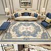 古典别墅奢华多配色宫廷欧式地毯地垫设计