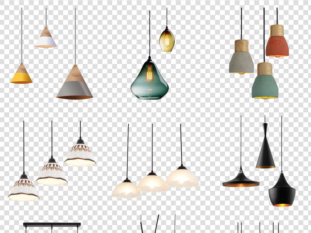 吊灯大气黑白吊灯壁灯吊灯欧风素材吊灯北欧家居家居装饰壁灯吊灯素材