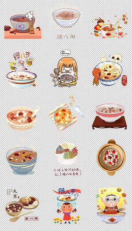 PNG中餐卡通 PNG格式中餐卡通素材图片 PNG中餐卡通设计模板 我图网
