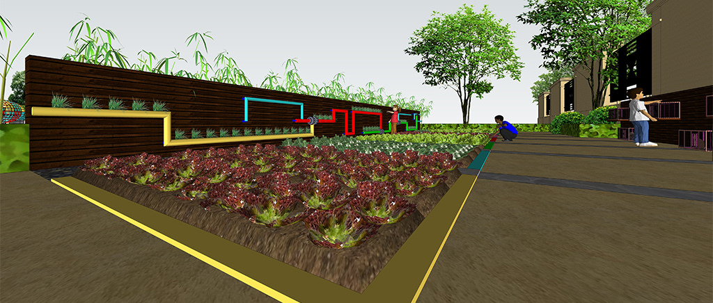 现代景观公园儿童活动区游乐园游乐设施小品设计图(.图片