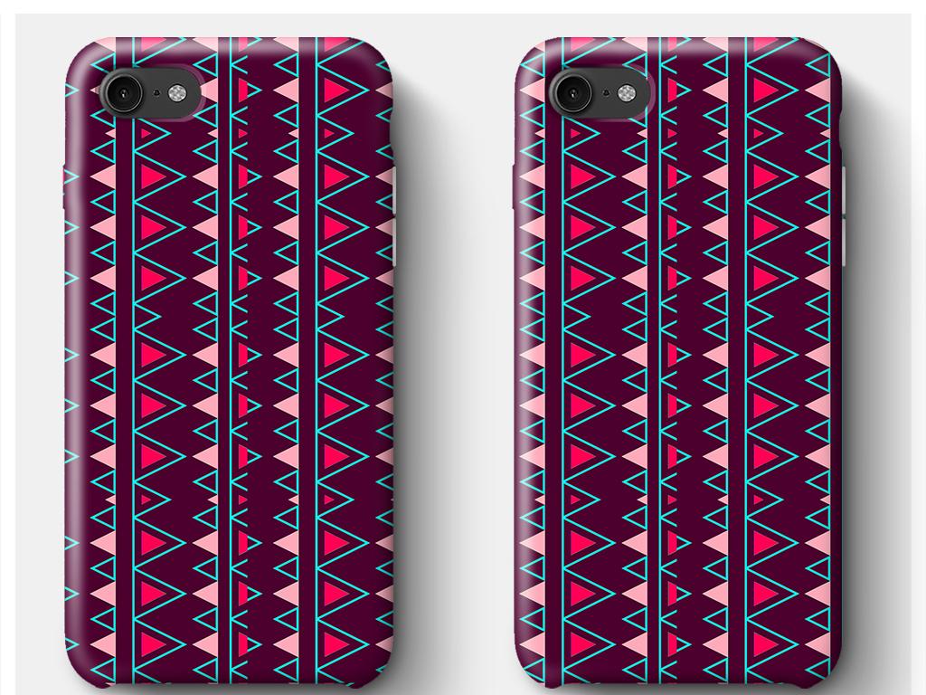 创意手机壳欧式花纹手机壳手绘图案手机壳