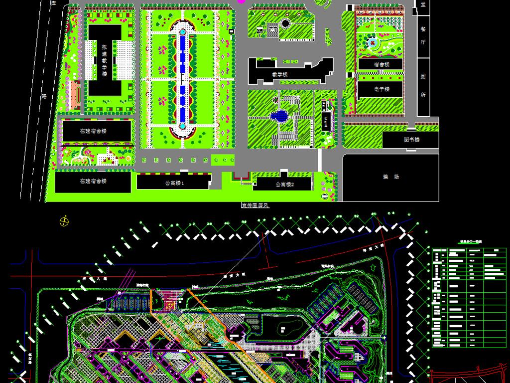 学校平面图图片_学校平面图素材_学校平面图模板免费下载-六图网