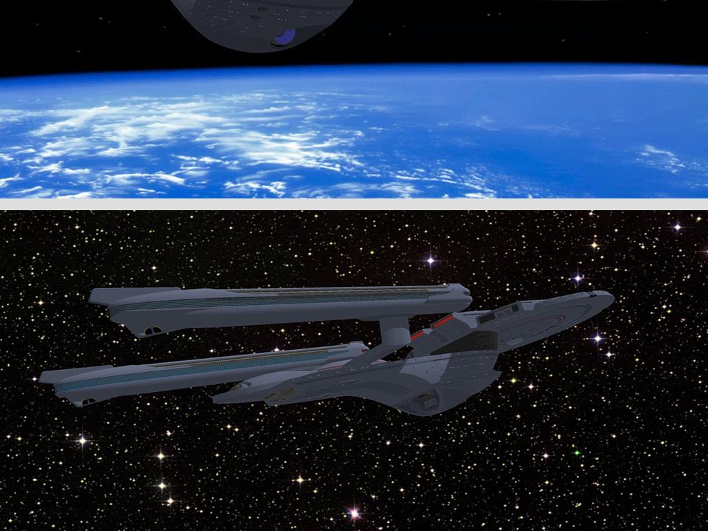 太空飞船的科幻电影_素材skp模型毕业设计作业室内太空飞船空间站科幻电影
