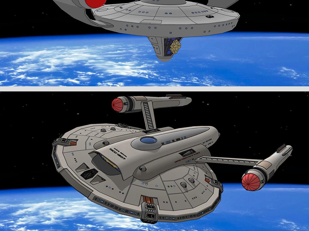 太空飞船的科幻电影_素材skp模型毕业设计作业室内太空飞船空间站科幻电