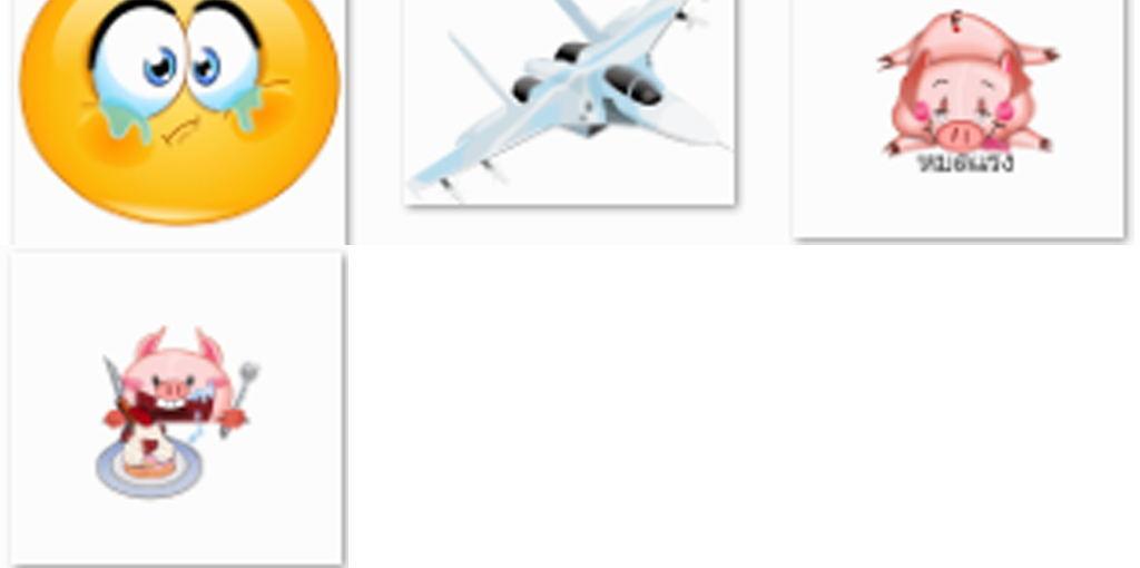 搞笑萌表情Emoji微信表情QQ表情图片png大全鸟姑获图可爱图片