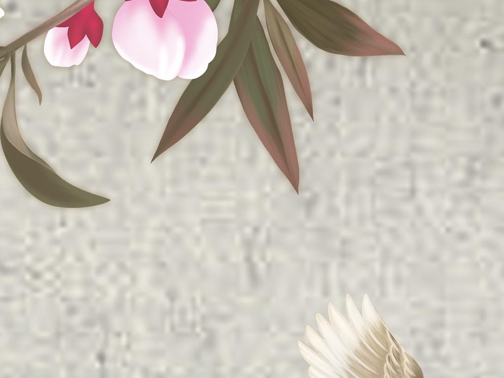 3D立体新中式创意禅意徽州马头墙背景墙图片素材 效果图下载 中式电视背景墙图大全 电视背景墙编号 19156891