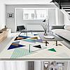 现代时尚简约北欧抽象几何线条花?#39057;?#27631;图案设计-版权可商用
