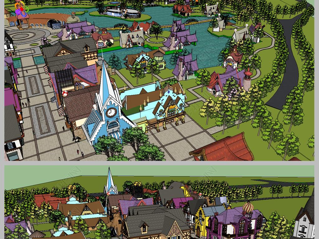 我的小镇ICEE游乐园最新版手游|我的小镇ICEE... - 找游戏手游网
