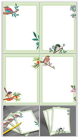DOC花卉插画 DOC格式花卉插画素材图片 DOC花卉插画设计模板 我图网