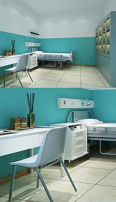 医院病房床采用什么原理_医院病房图片