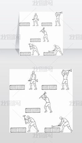 一个运动员图片素材 一个运动员图片素材下载 一个运动员背景素材 一个运动员模板下载 我图网