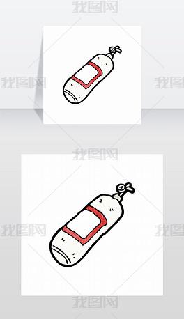 eps卡通灭火器 eps格式卡通灭火器素材图片 eps卡通灭火器设计模板 我图网