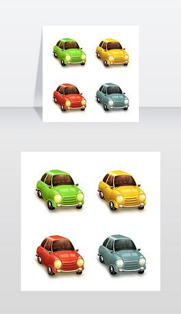 EPS汽车可爱 EPS格式汽车可爱素材图片 EPS汽车可爱设计模板 我图网