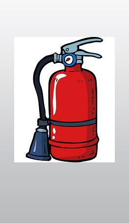 EPS消防安全标志卡通 EPS格式消防安全标志卡通素材图片 EPS消防安全标志卡通设计模板 我图网
