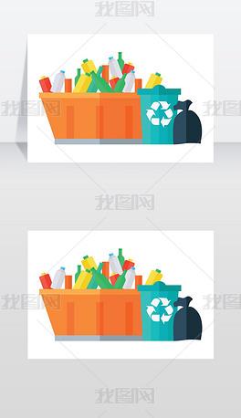 EPS废物利用 EPS格式废物利用素材图片 EPS废物利用设计模板 我图网