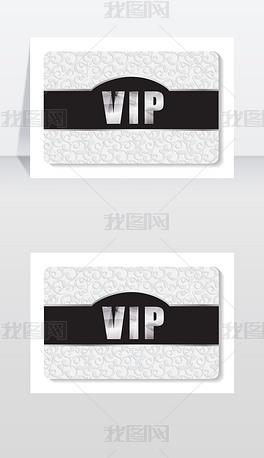 EPSVIP会员卡贵宾卡 EPS格式VIP会员卡贵宾卡素材图片 EPSVIP会员卡贵宾卡设计模板 我图网