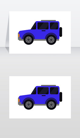 EPS户外汽车 EPS格式户外汽车素材图片 EPS户外汽车设计模板 我图网