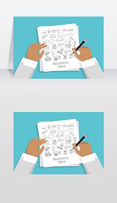 经营规划图片素材 经营规划图片素材下载 经营规划背景素材 经营规划模板下载 我图网