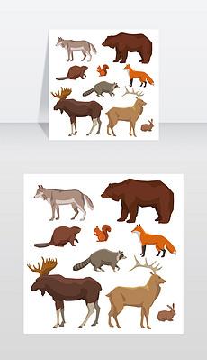 象形动物图片素材 象形动物图片素材下载 象形动物背景素材 象形动物模板下载 我图网
