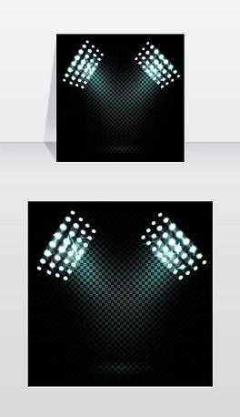 LED灯光照明图片素材 LED灯光照明设计模板下载 我图网