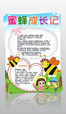 CDR图片小蜜蜂 CDR格式图片小蜜蜂素材图片 CDR图片小蜜蜂设计模板 我图网
