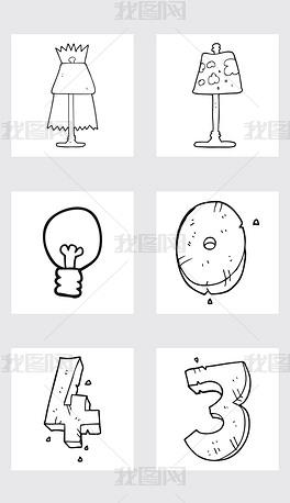 EPS灯行 EPS格式灯行素材图片 EPS灯行设计模板 我图网