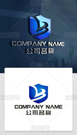 b字母logo设计趣迦(上海)建筑设计有限公司图片