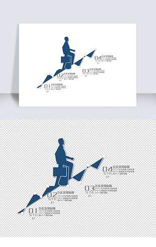 ppt创意素材图表