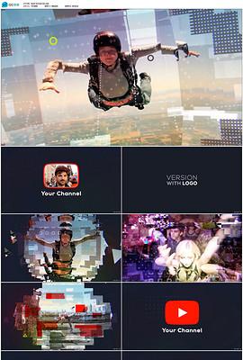 2017年网络视频宣传片包装AE模板
