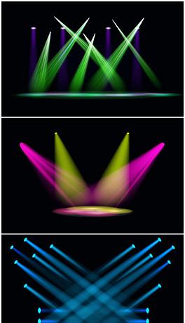 AVIled射灯 AVI格式led射灯素材图片 AVIled射灯设计模板 我图网