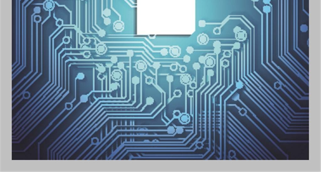 设计元素 背景素材 电路板蓝色科技芯片合集                原创设计
