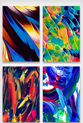 TIF分层手绘油画装饰画 TIF分层格式手绘油画装饰画素材图片 TIF分层手绘油画装饰画设计模板 我图网