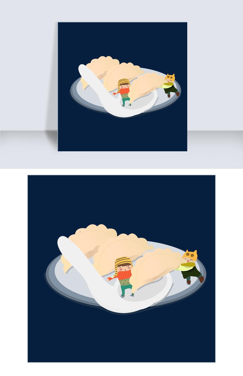 吃饺子配什么炒菜图片