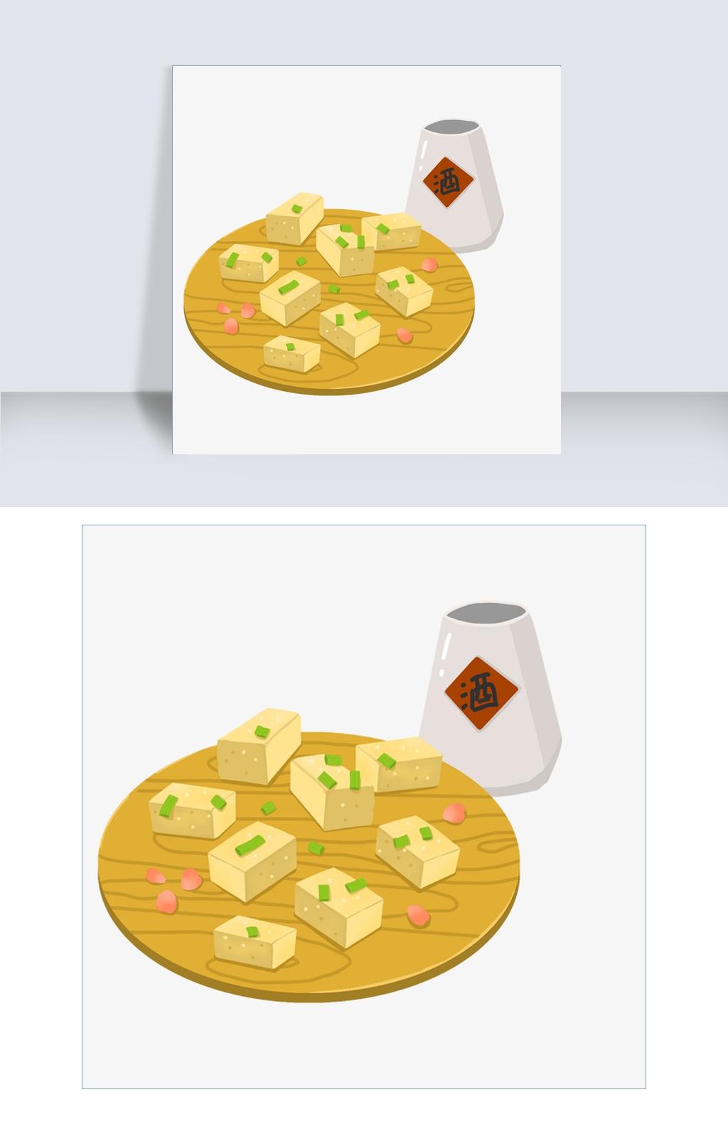 原创设计手绘腊八豆腐插画素材是用户mqk103946在2018-12-26 13:40:15上传到我图网, 素材大小为0.00 mb, 素材的尺寸为2000px*2000px,图片的编号是27704240, 颜色模式为rgb, 授权方式为vip用户下载,本