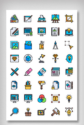 画板设计 画板设计素材下载 画板设计模板 我图网