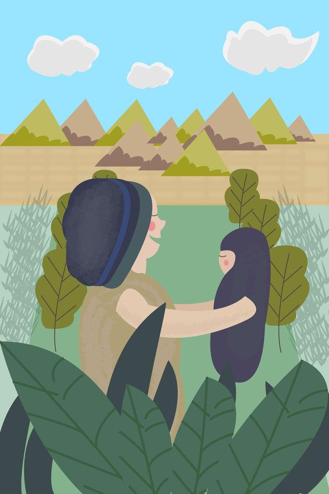 三八妇女节母亲节女神节插画图片素材 其他格式 下载 节日节气大全
