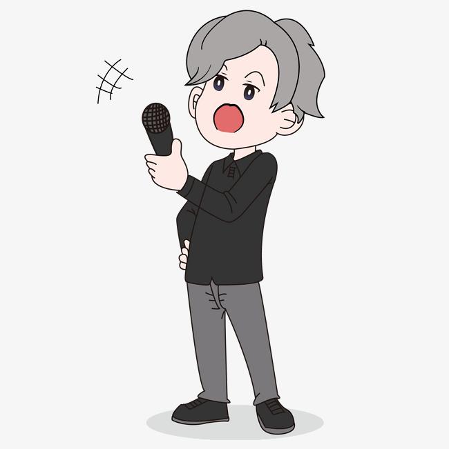 QQ版人物手绘萌图